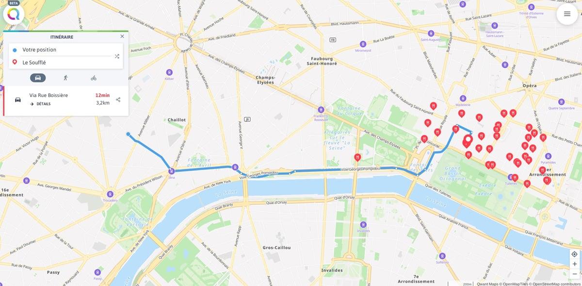Qwant-Maps