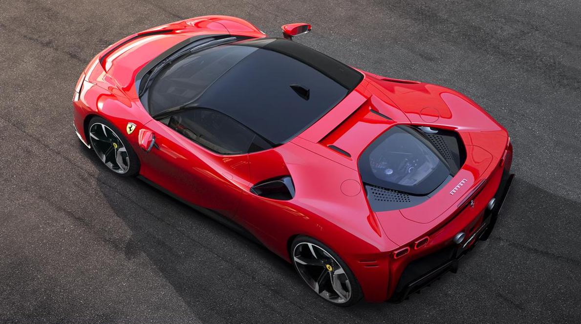 Ferrari-SF90-Stradale