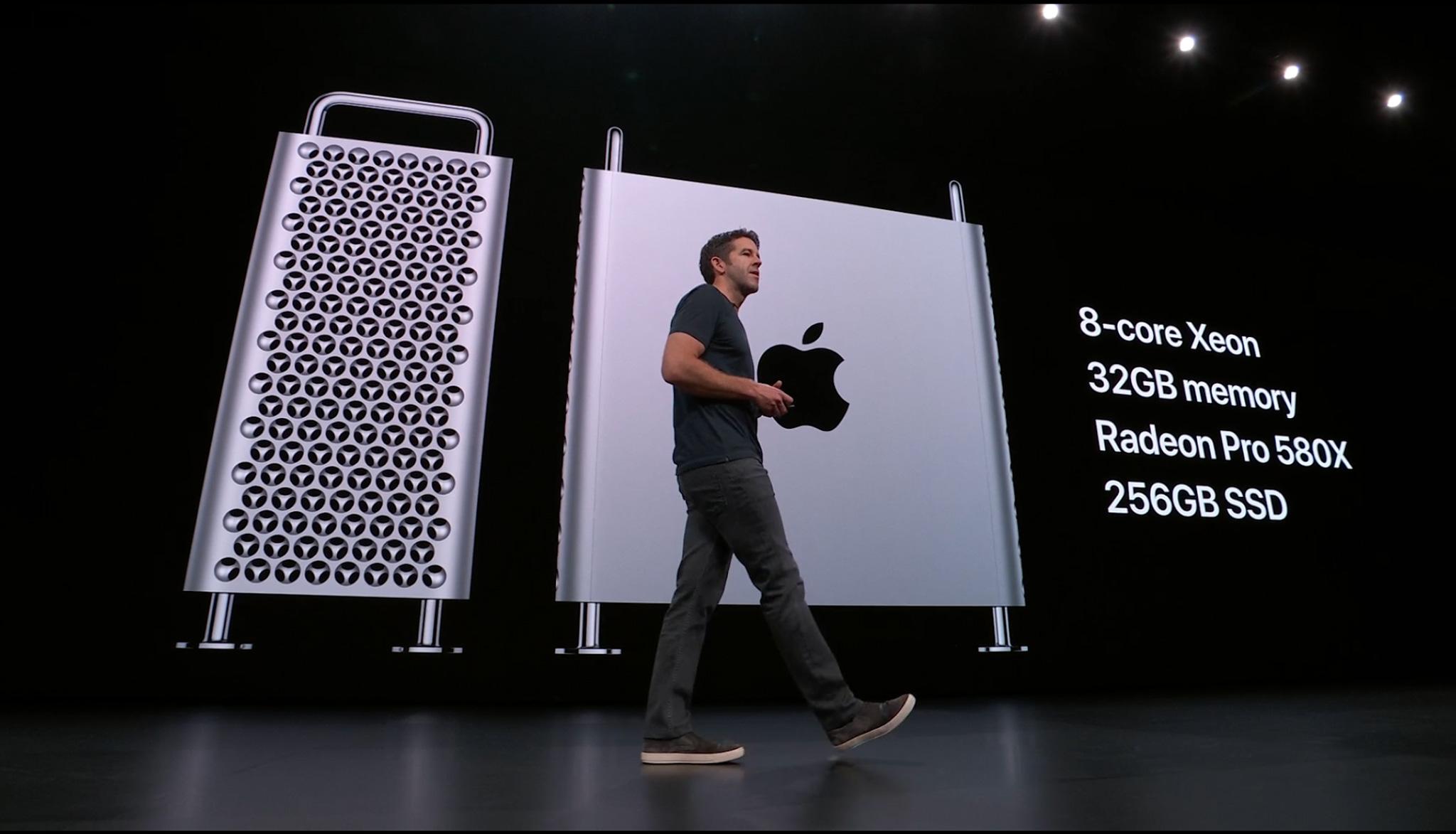 Mac Pro Spec