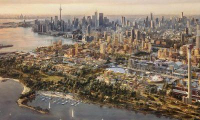 Sidewalk Labs planifie une ville futuriste à Toronto
