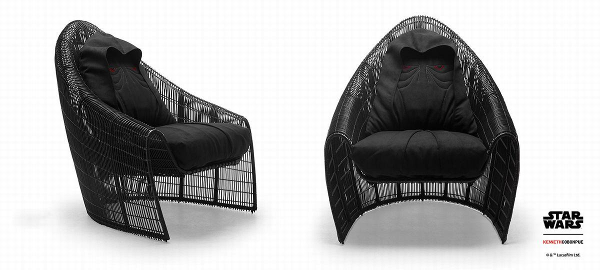 Palpatine Chaise