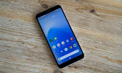 Test Google Pixel 3A XL