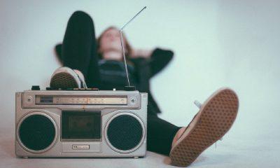 Une vieille radio