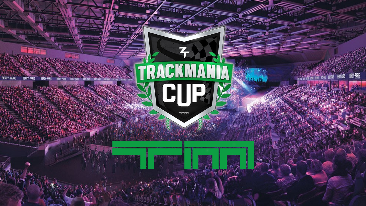 TrackMania Cup Accor Hotels Arena Juin 2020