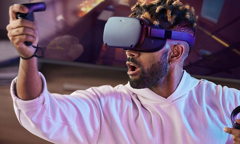Acheter Oculus Quest meilleur prix