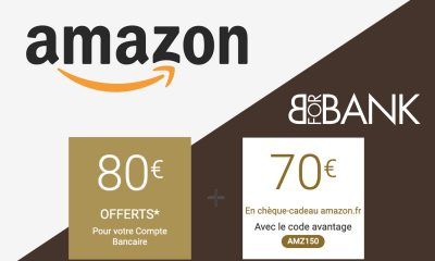 Soldes Amazon BforBank