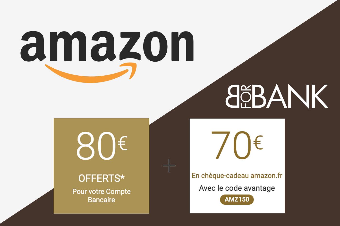 Soldes Amazon BforBank