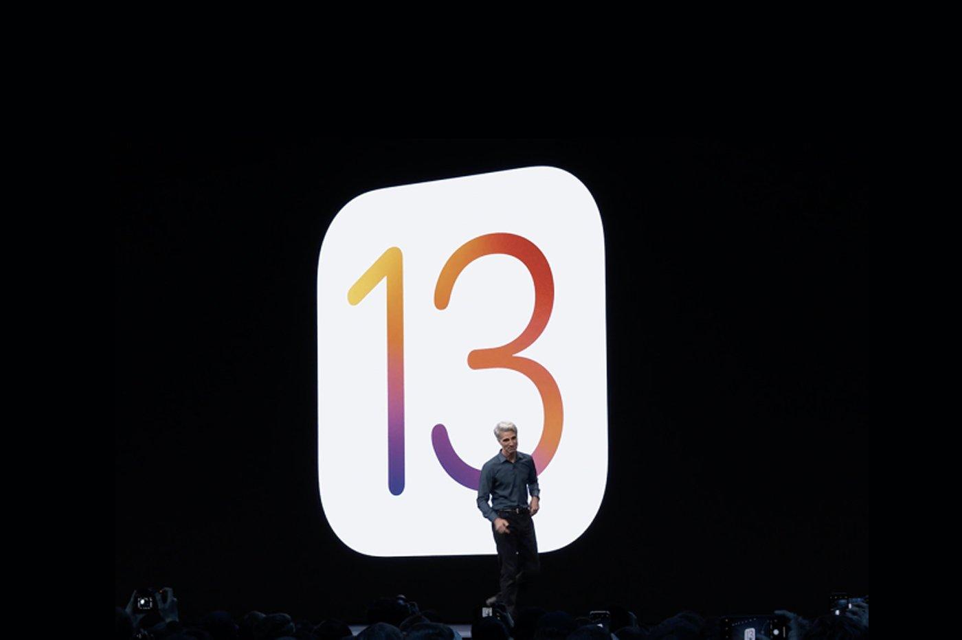 apple nouveautés ios13
