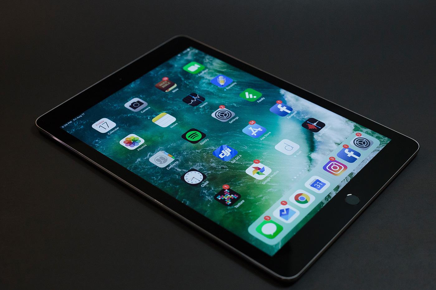 Apple pourrait présenter un nouvel iPad 7 de 10,2 pouces bientôt