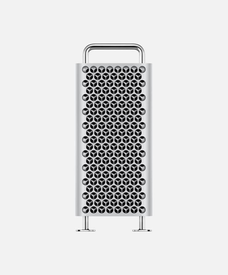 Apple Mac Pro grille