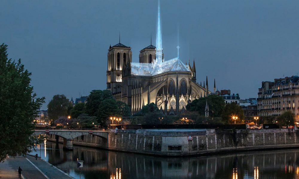 Apple Store Notre Dame de Paris