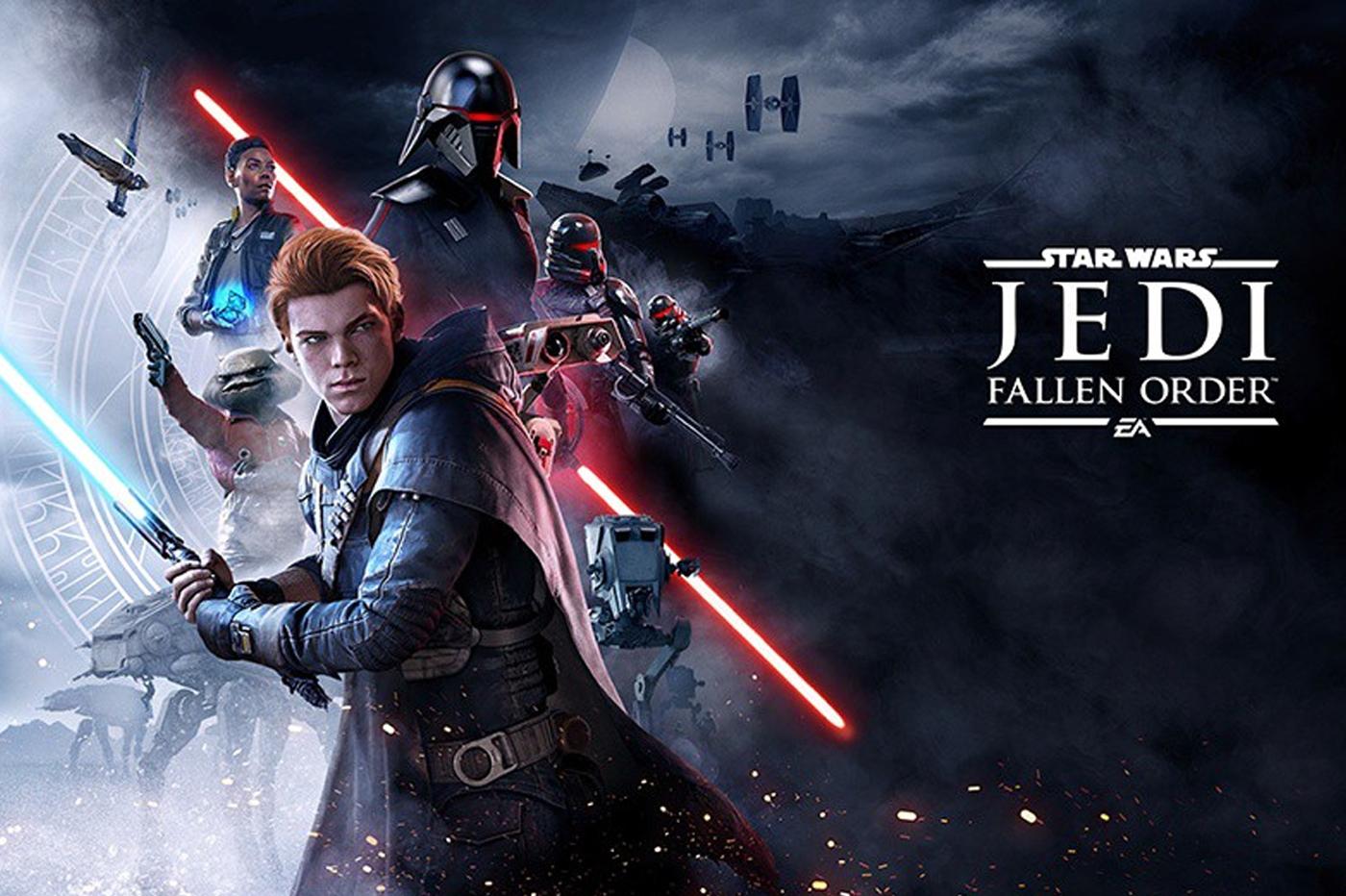 Avant-Première Star Wars Jedi Fallen Order E3 2019