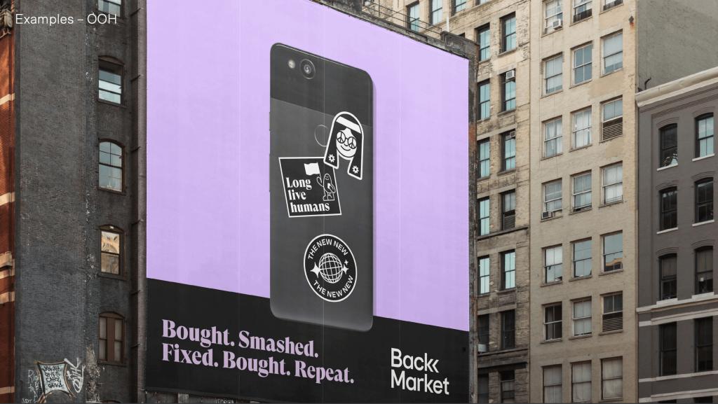 Back Market rebranding