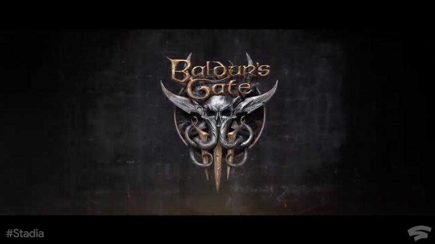 Baldures Gate III Google Stadia