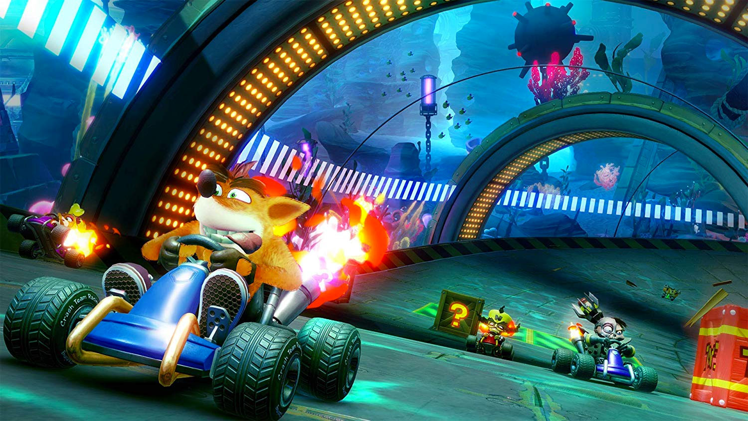 Précommander Crash Team Racing