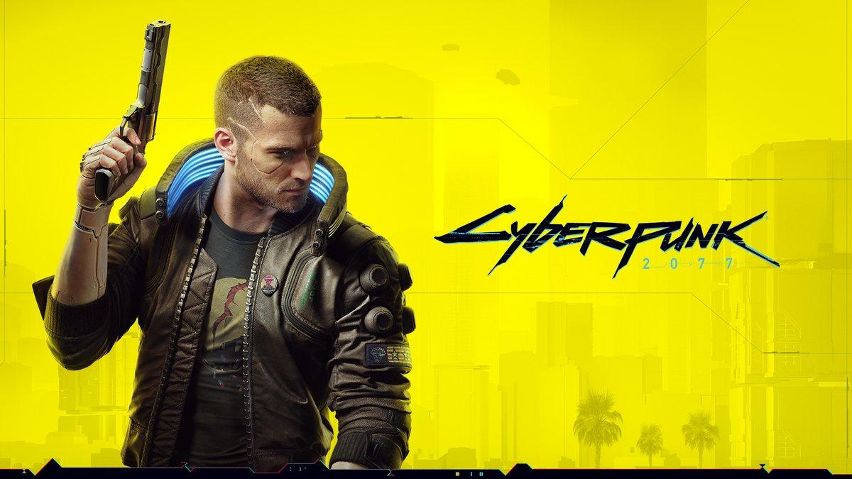 Cyberpunk 2077 Official Wallpaper