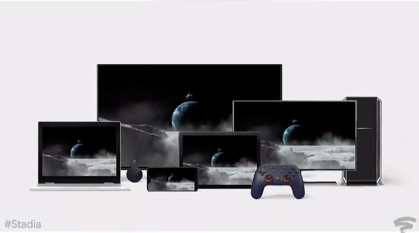 Destiny 2 Google Stadia