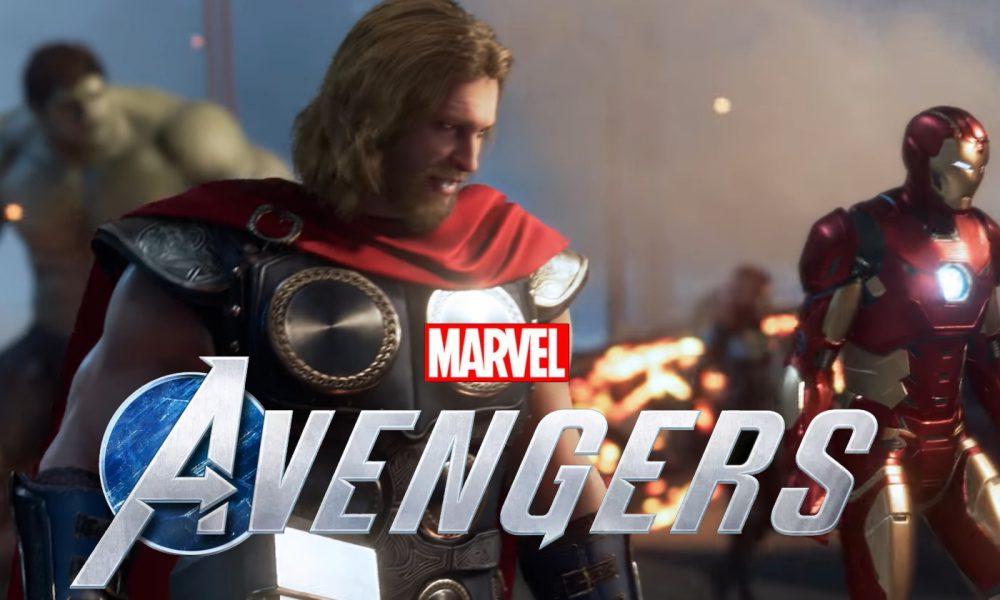 Aperçu E3 2019 Marvel's Avengers
