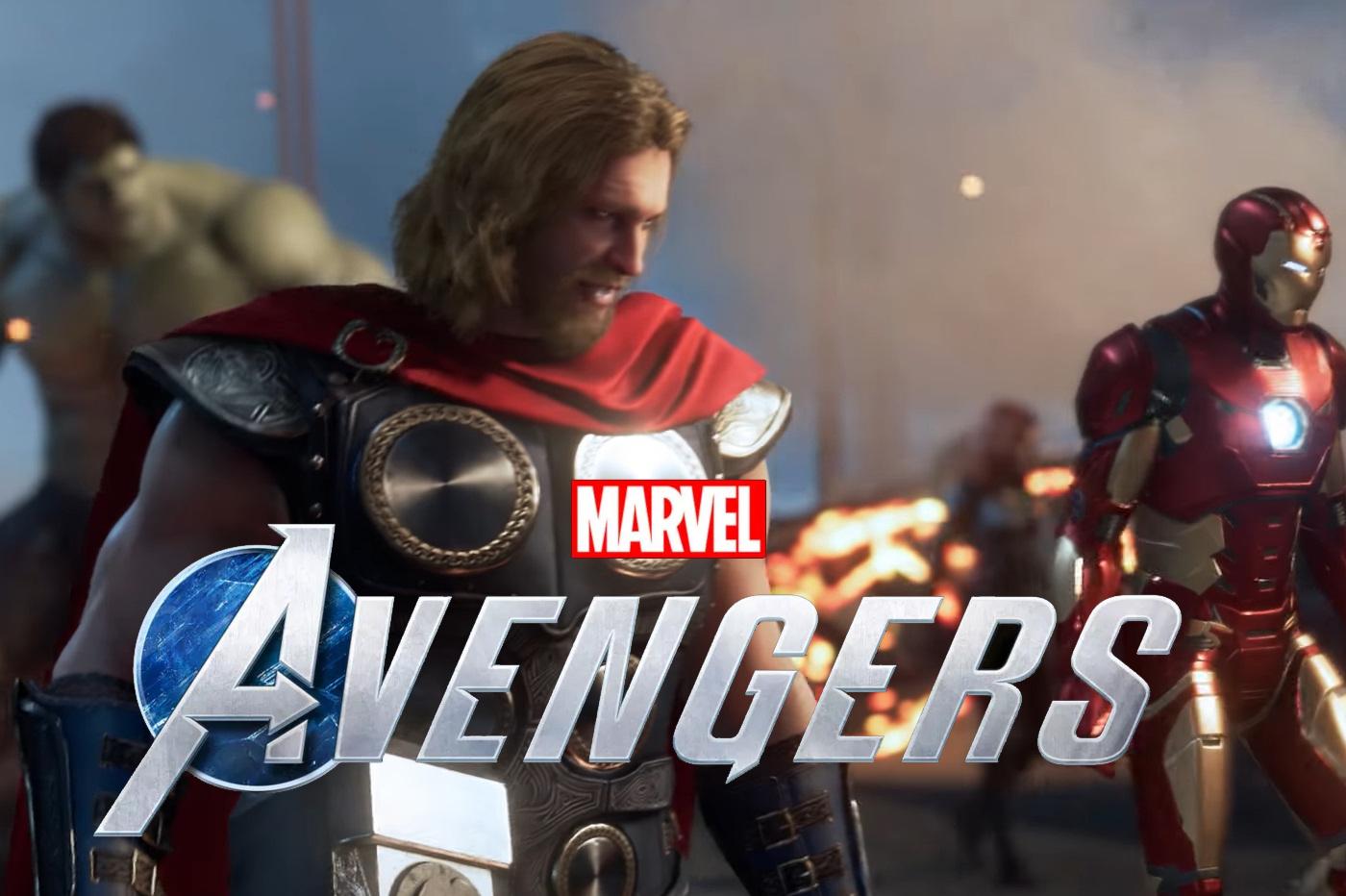 [E3 2019] Nous avons vu du gameplay de Marvel's Avengers en avant-première !