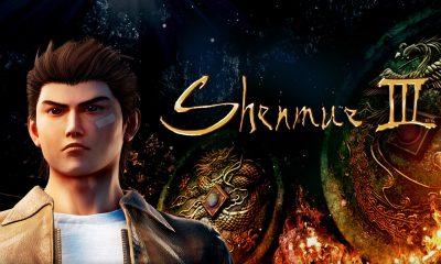 E3 2019 Douche froide Shenmue III