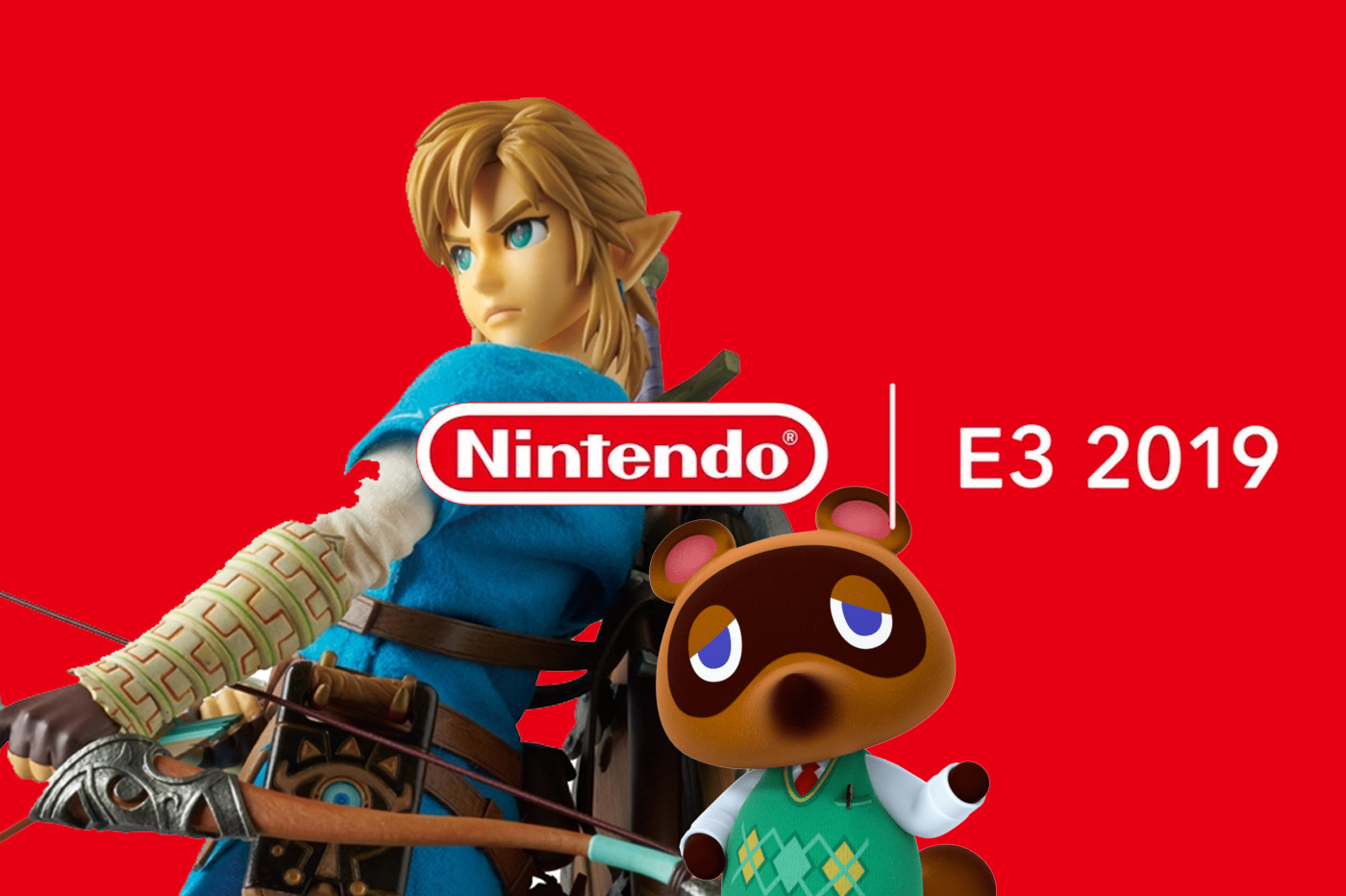 Nintendo E3 2019 Bouquet Final