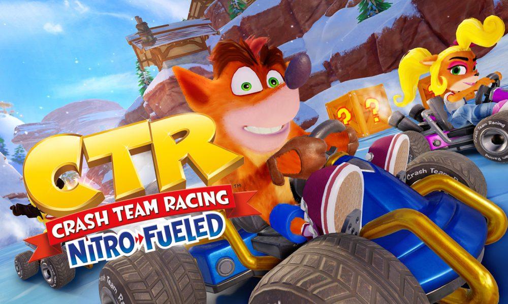 E3 2019 Test Online CTR Nitro Fueled