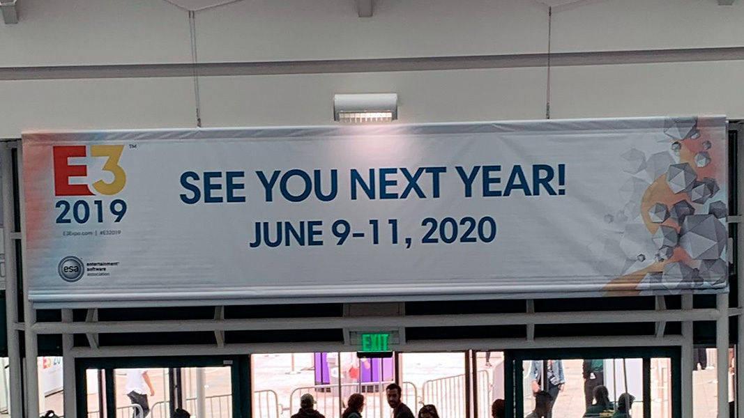 Dates E3 2020