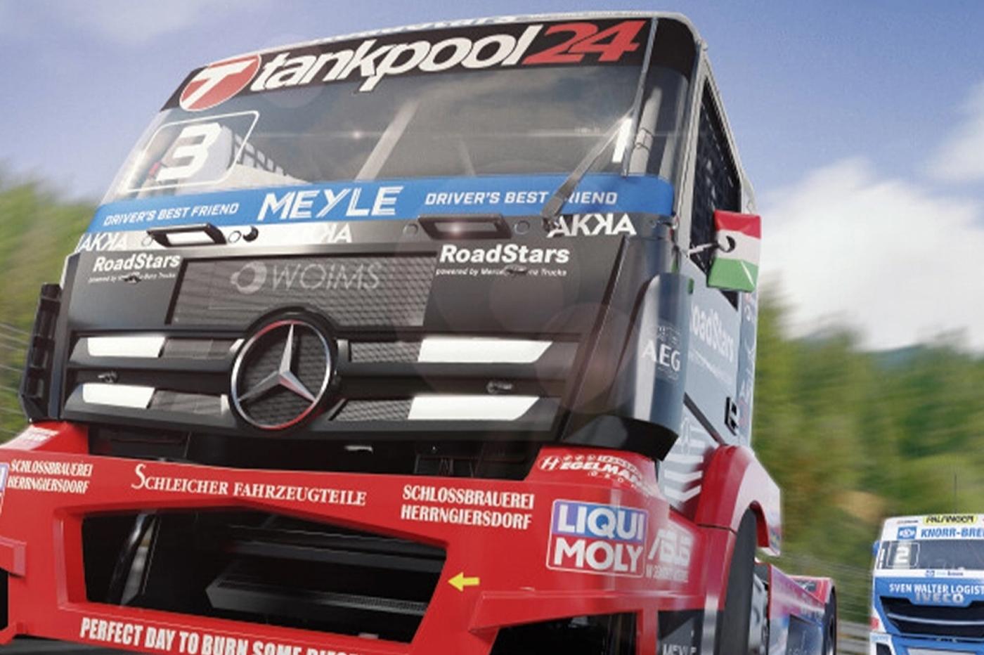 E3 2019 - Big Ben fait renaître les jeux de courses de camion avec FIA Truck Racing