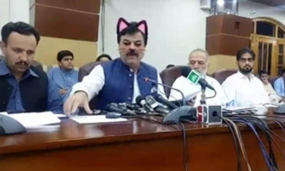 filtre chat politique