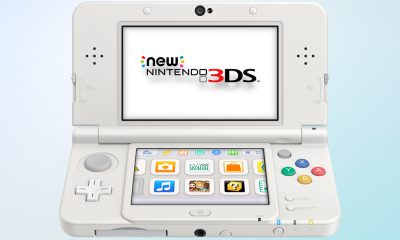 Nintendo fin production New 3DS