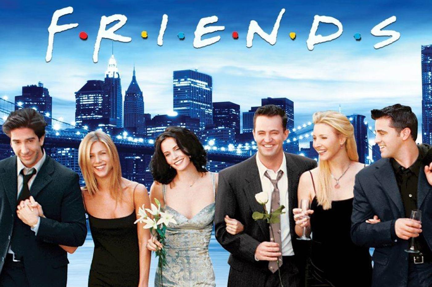 FRIENDS de retour avec les acteurs emblématiques de la série?