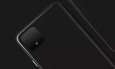 Le Google Pixel 4 officiel