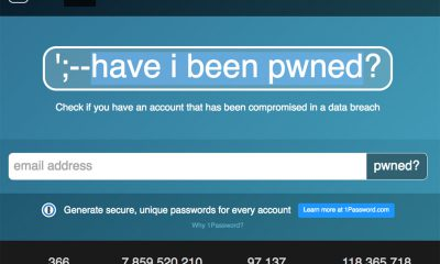 Have I Been Pwned adresses email