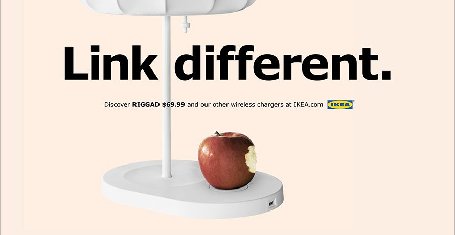 IKEA Apple troll charge