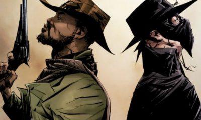 Django et Zorro auront le droit à un crossover