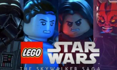 E3 2019 : LEGO Star Wars The Skywalker Saga