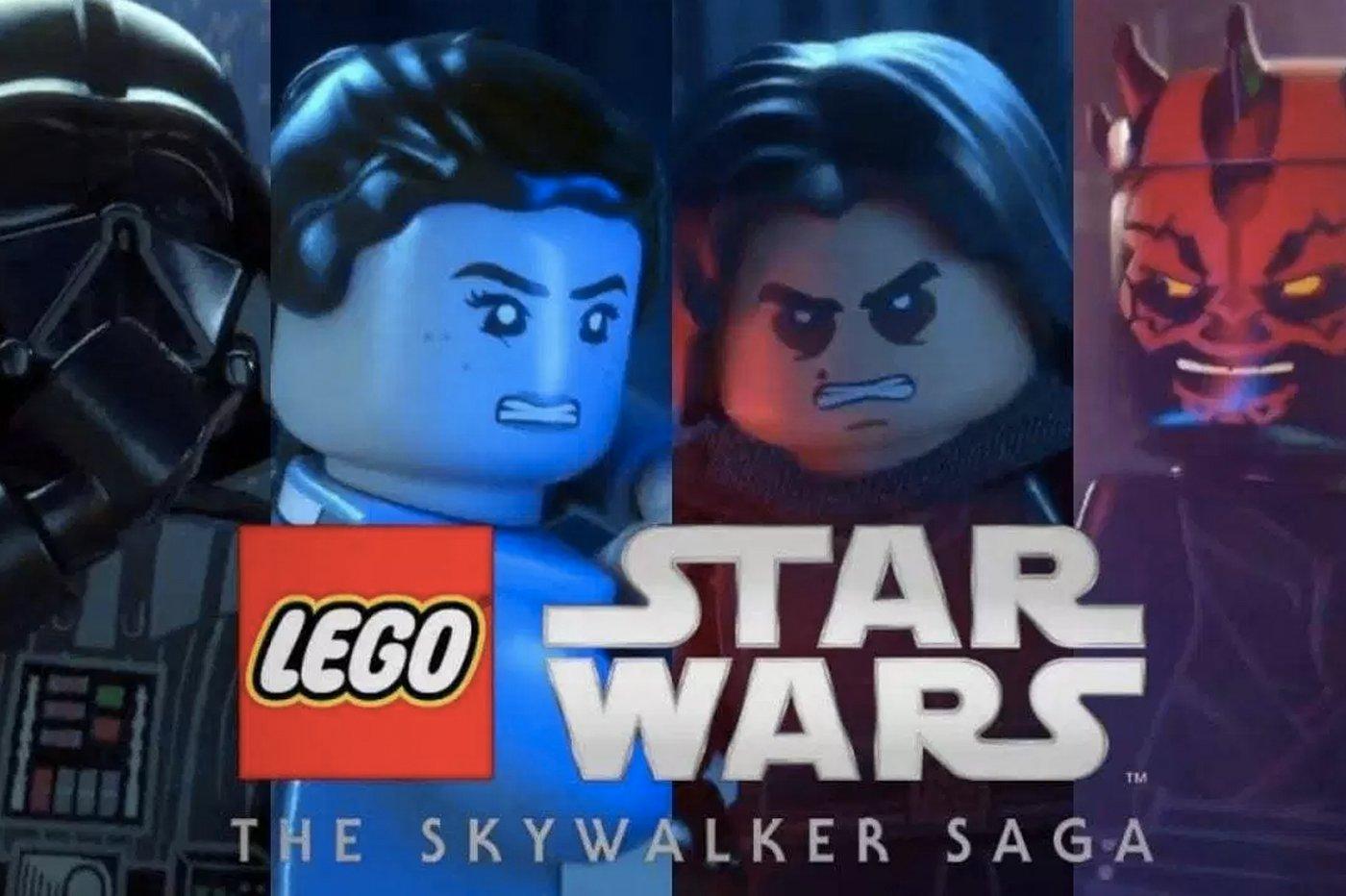 E3 2019 : LEGO Star Wars The Skywalker Saga