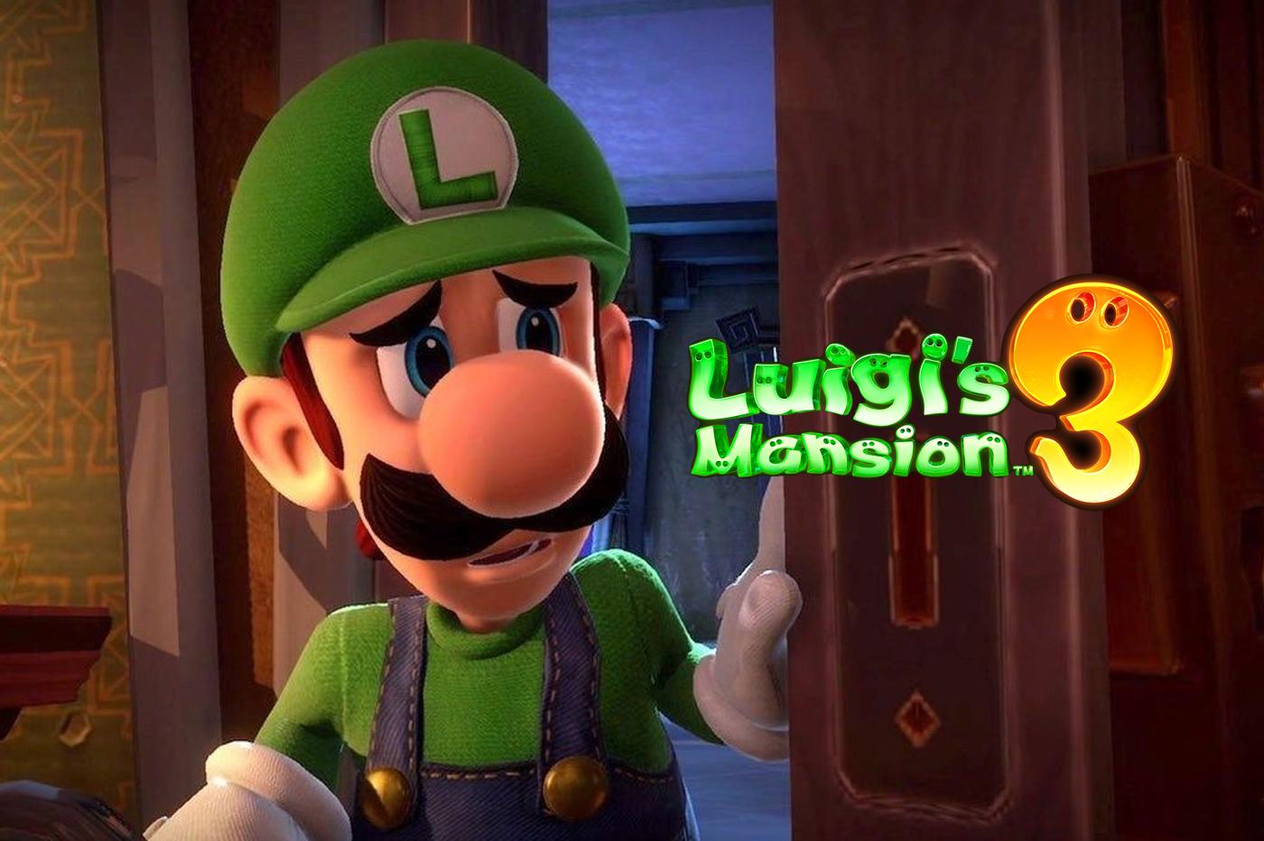 E3 2019 avant-première Luigi's Mansion 3