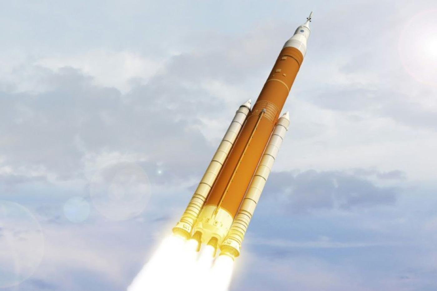 NASA fusée SLS