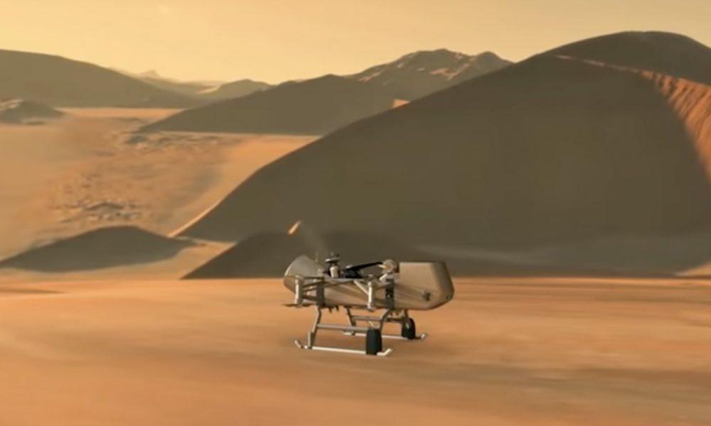 NASA Titan Saturne