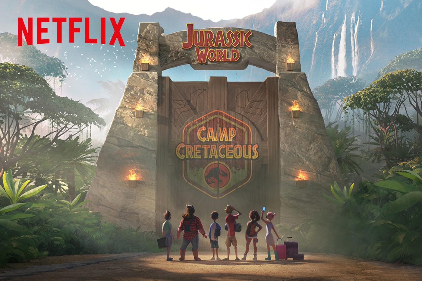 Une série animée sur Netflix pour 2020