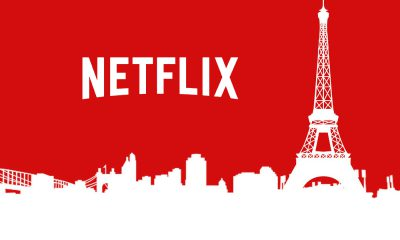 Netflix France Un Quart Trafic Web