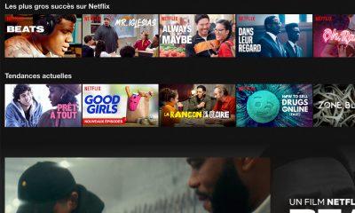 Netflix juillet