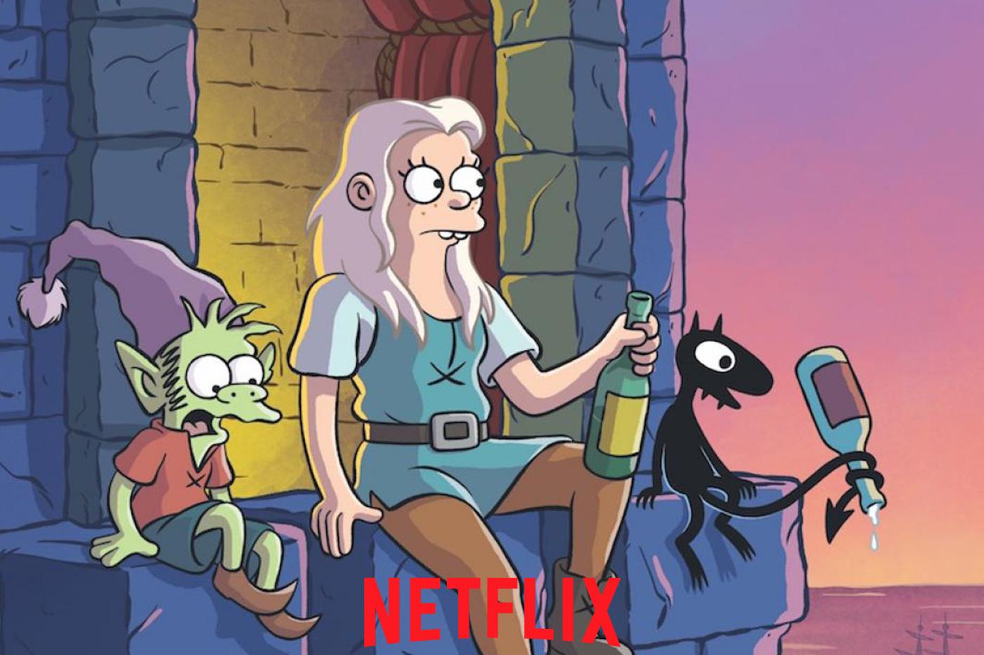 Netflix séries courtes