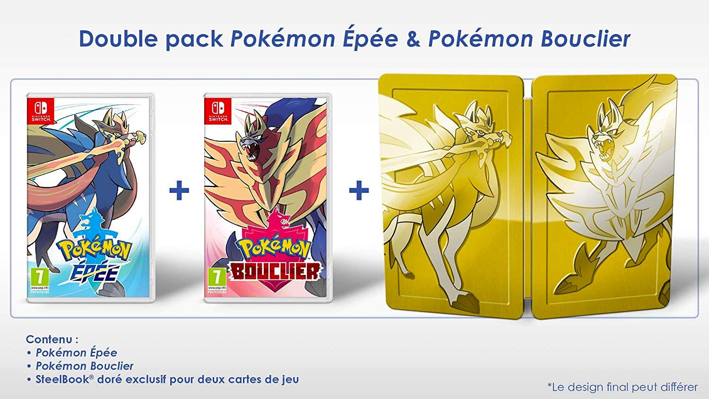 Précommander Pokémon Épée et Bouclier