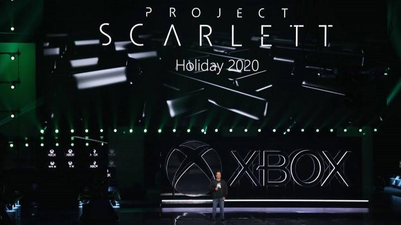 Project Scarlet Noël 2020