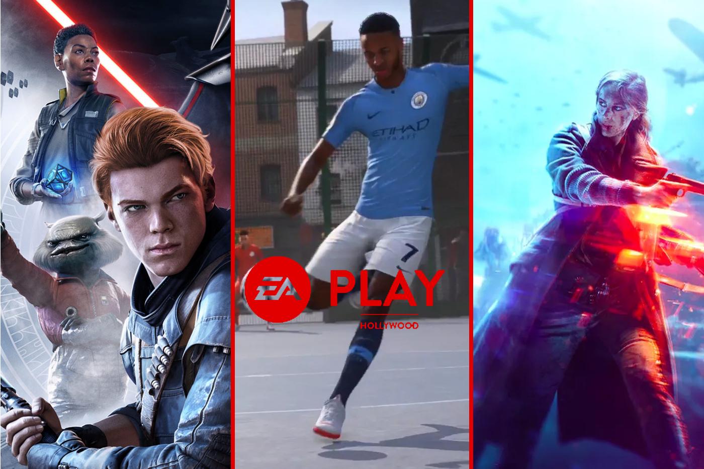 Que retenir de l'EA Play 2019 ?