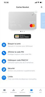 Revolut compatible Apple Pay