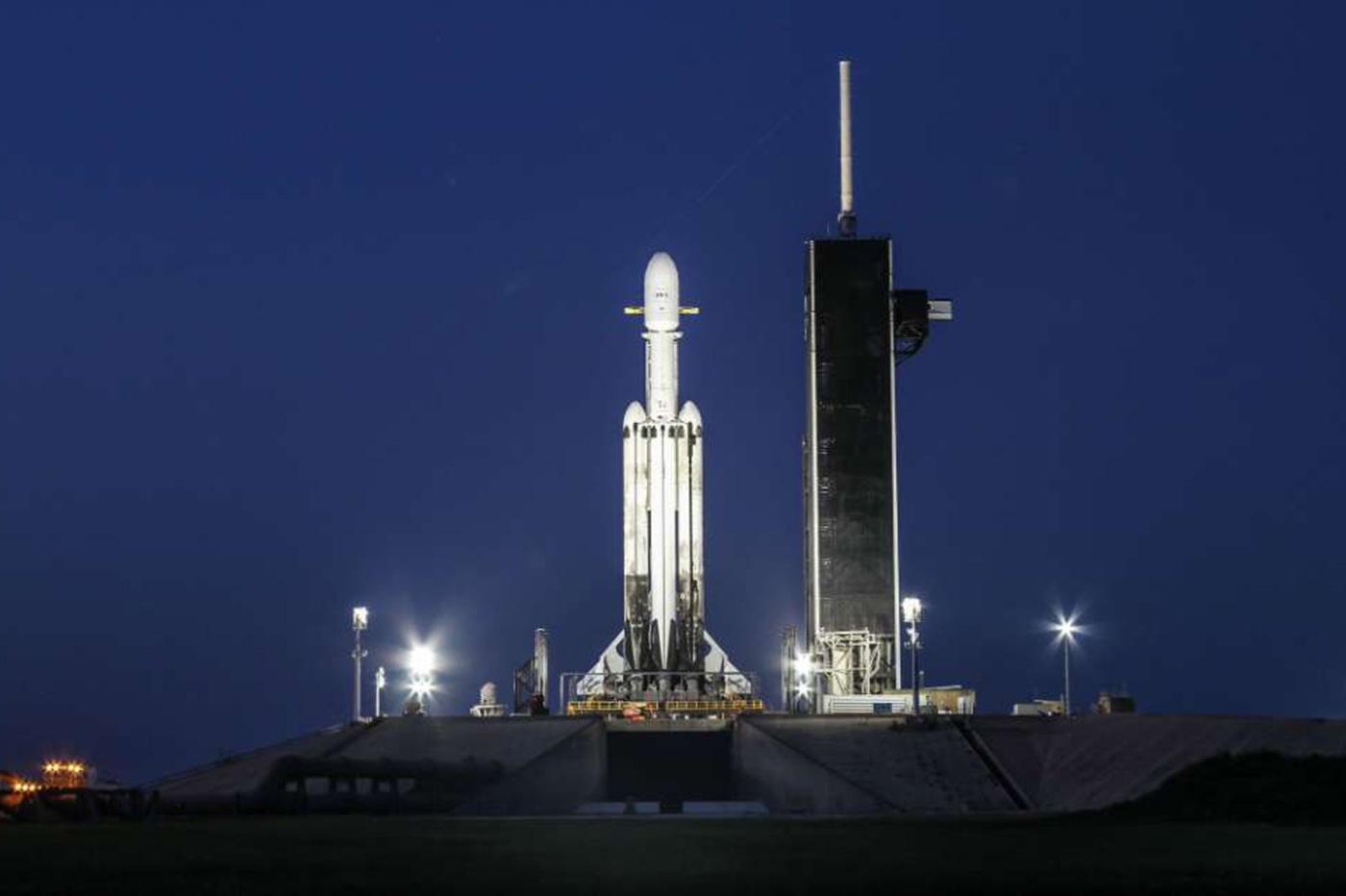 SpaceX satellites expérimentaux