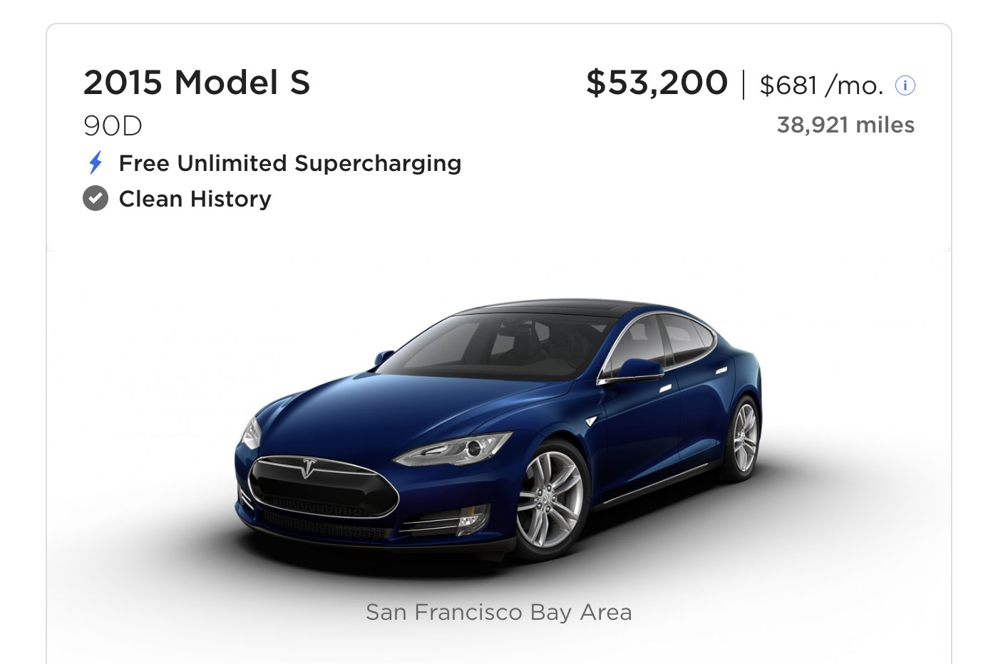La Tesla Model 3 officiellement disponible en occasion (mais pas partout)